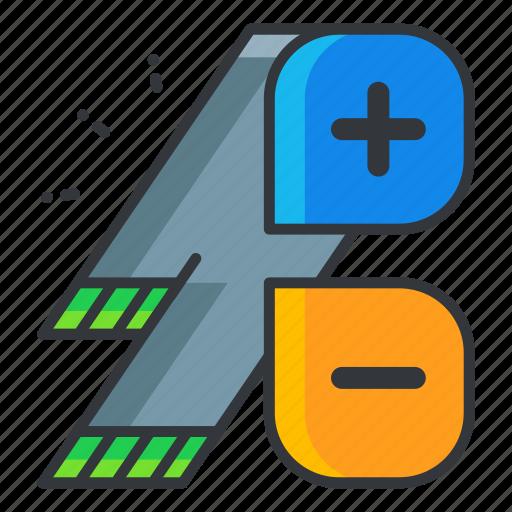 add, camera, decrease, delete, flash, increase, ui icon