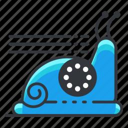 photo, snail, speed, ui, video icon