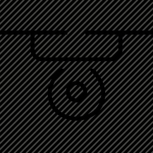 camera, device, drone icon