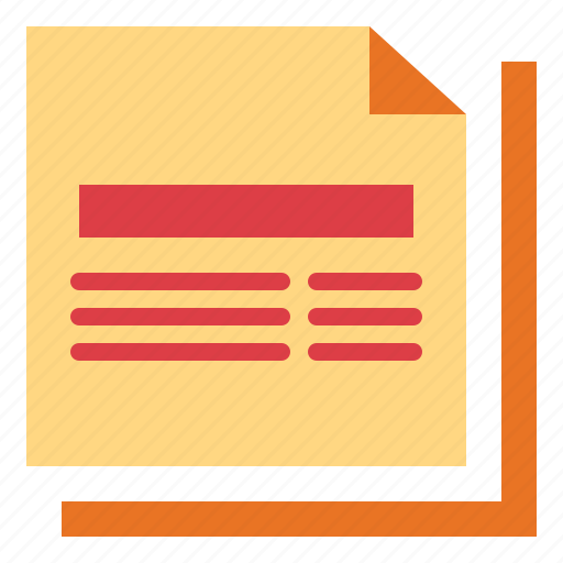 archive, document, files, pigture icon