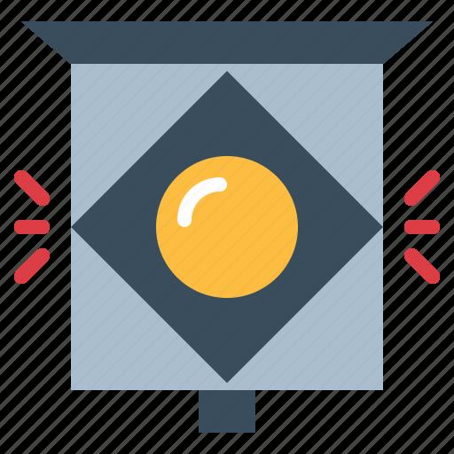 Cinema, light, photography, spotlight icon - Download on Iconfinder