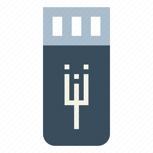 Multimedia, pendrive, storage, usb icon - Download on Iconfinder