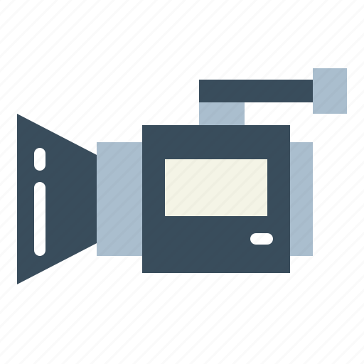 Cinema, film, movie, videocamera icon - Download on Iconfinder