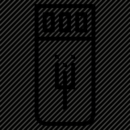multimedia, pendrive, storage, usb icon