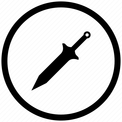 Knife, sword, blade icon - Download on Iconfinder