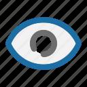 editing, photo, preview, studio, vision icon