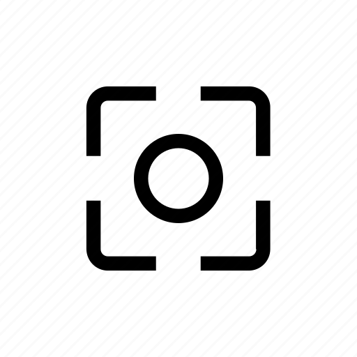 filter, instagram, vignete, vignetting icon