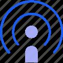 audio, cinema, film, logo, media, movie, video icon
