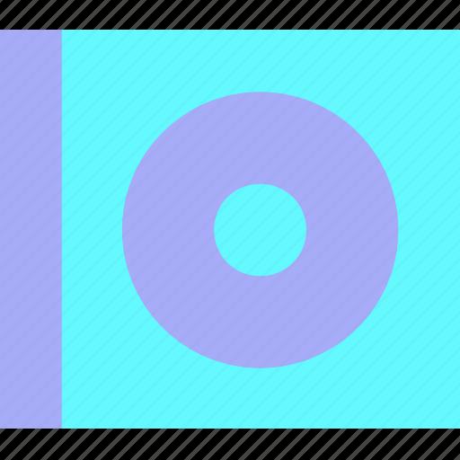 audio, disk, media, movie, music, sound, video icon