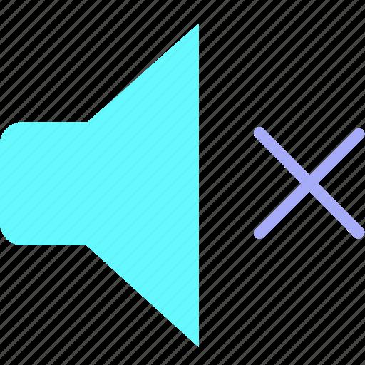 audio, music, mute, song, speaker, video, volume icon