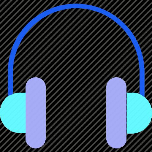 audio, handsfree, media, music, sound, speaker, video icon
