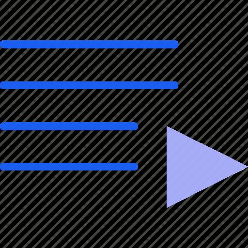 audio, film, list, logo, media, movie, video icon