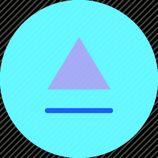 audio, logo, media, movie, play, player, video icon