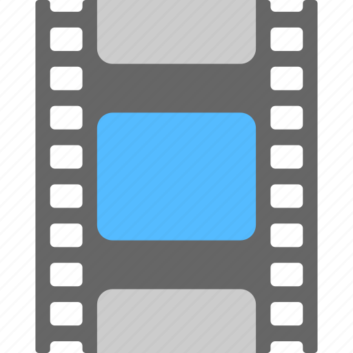camera reel, camera roll, film industry, film strip, movie and photography icon