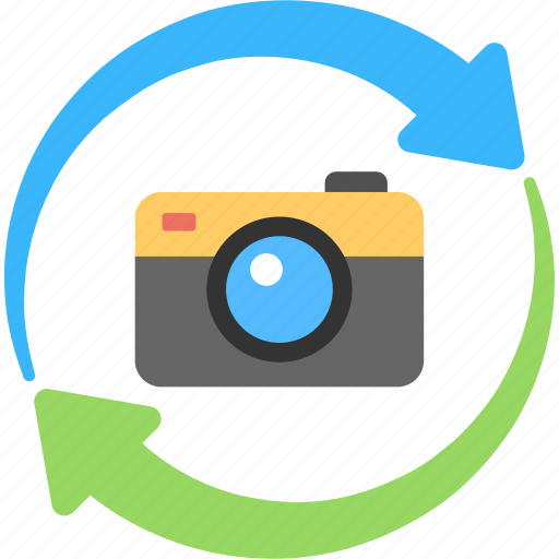 cam flipping, camera rotation, camera swapping, reverse camera, switch camera icon