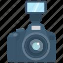 cam, camera, camera flash, camera flash light, photography icon