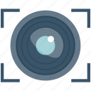 camera lens, focus, lens, photography, target icon