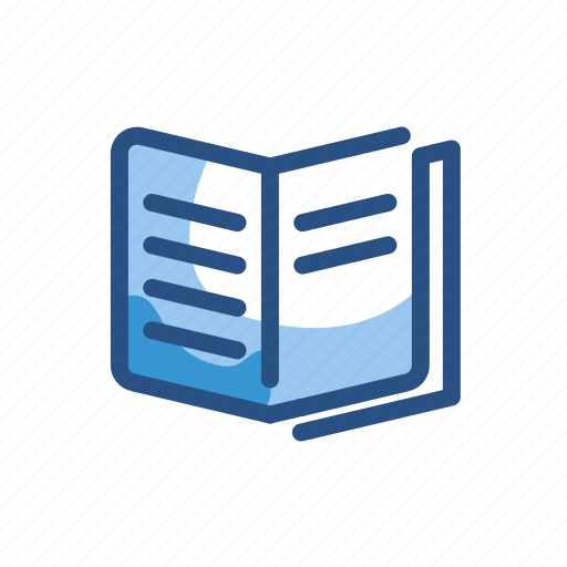 book, library, notebook, textbook icon