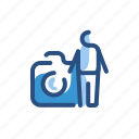 camera, people, photography, picture, profile icon
