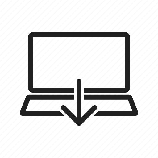 camera, computer, designer, download, media, studio, web icon