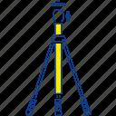 digital, equipment, image, photo, photography, thin, tripod