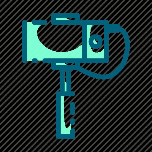 Mono, monopod, phone, pod, record, selfie icon - Download on Iconfinder