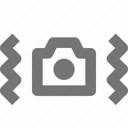 camera, shake icon