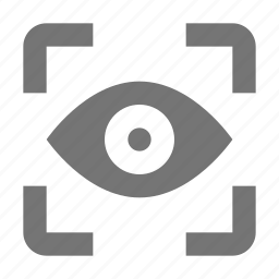 camera, eye, image, photo, picture, settings, shoot, view icon
