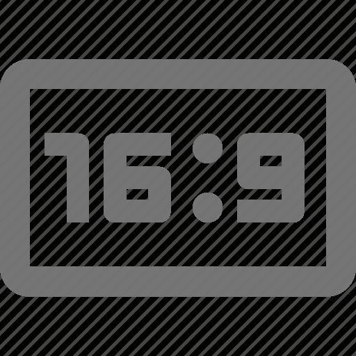 camera, image, media, photo, picture, resolution, screen, shoot icon