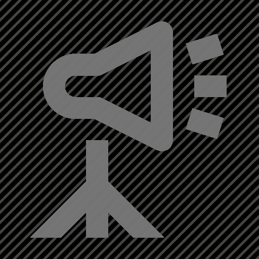 flash, tripod icon