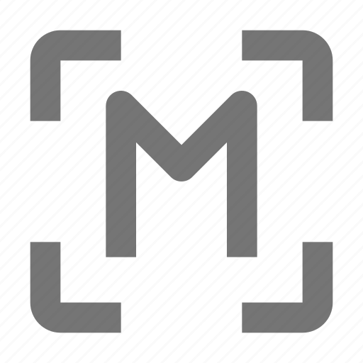 focus, image, manual, media, photo, picture, settings, shoot icon
