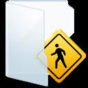 folder, public, sign