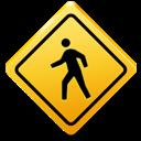 public, sign icon