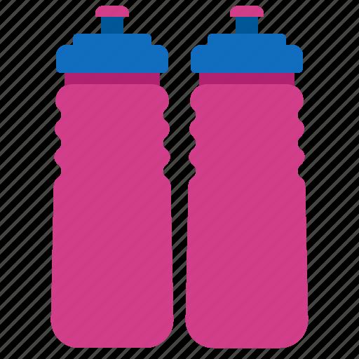 bottle, drink, sport, water icon