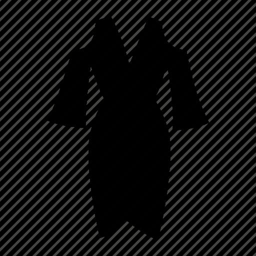 clothes, clothing, dress, dresses, fashion, shadow, silhouette icon
