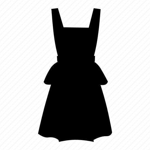 clothes, clothing, dress, dresses, fashion, shadow, silhouette icon
