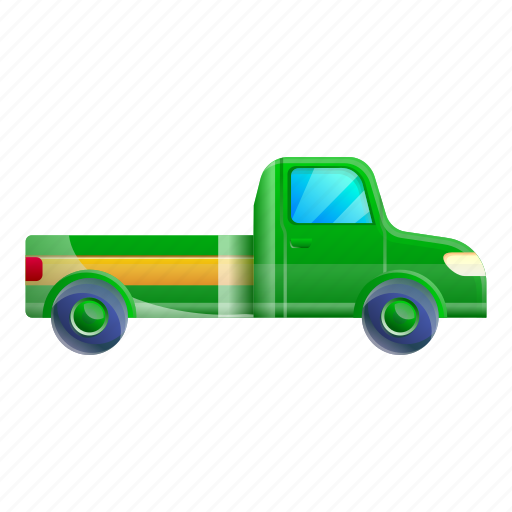 Car, christmas, green, pickup, tree icon - Download on Iconfinder