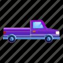 car, fashion, pickup, retro, sport, violet