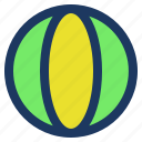 ball, beach, holiday, jaunt, picnic, summer, volly icon