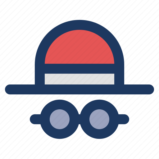 glass, hat, holiday, jaunt, picnic, summer icon
