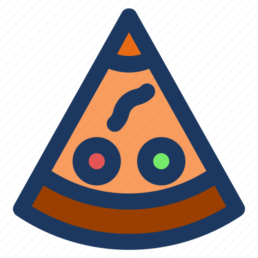 food, holiday, jaunt, picnic, pizza, summer icon