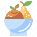 carrot, cooking, food, fruit, ice cream, market, vegetable icon
