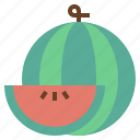childhood, drink, fruit, game, kite, leisure, watermelon icon