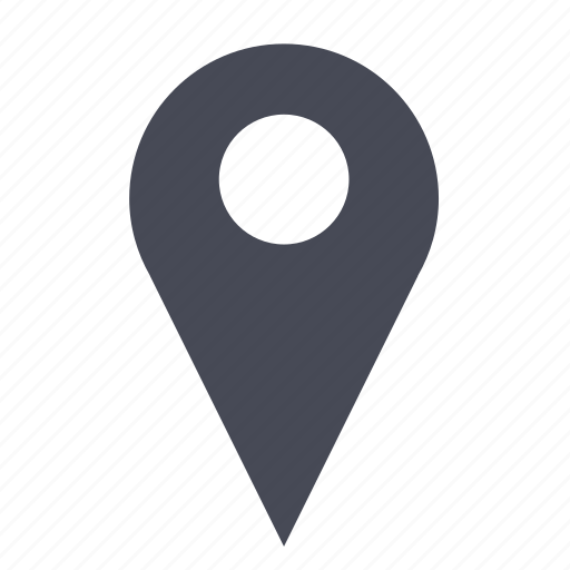 location, marker, navigate, navigation, pin icon