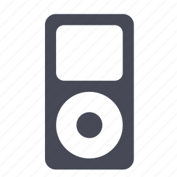 apple, ipod, listen, music, play, player, song icon