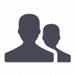 account, group, people, user, users icon