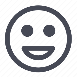 emoticon, face, happy, sad, smile, smiley icon