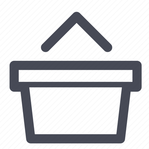 Basket, shopping, webshop, buy, cart, shop, checkout icon - Download