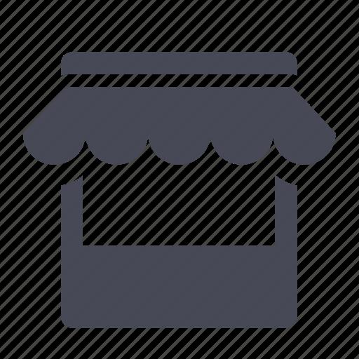 market, marketplace, shop, store, webshop, webstore icon