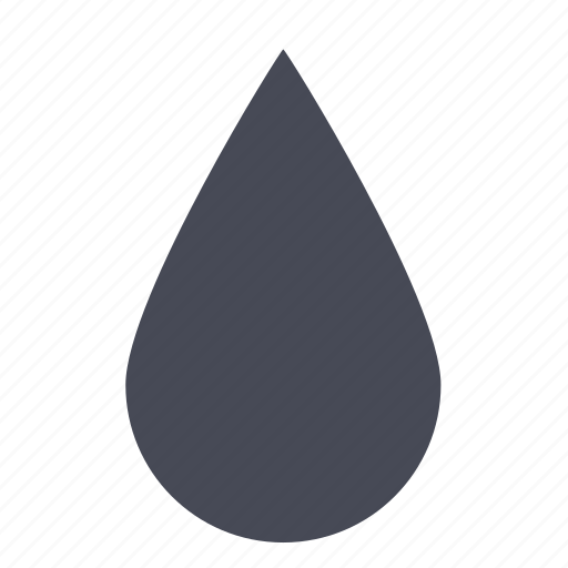 blood, drop, rain, water icon